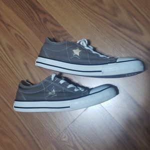 Converse chuck Taylor 5 army green canvas low top
